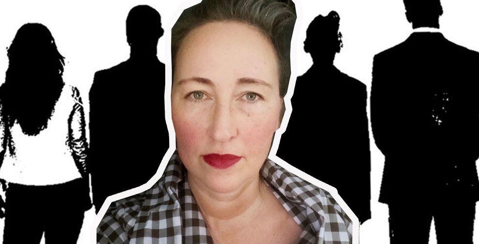 Hon utmanar sanningarna om kvinnliga entreprenörer (och det är värre än du anade)