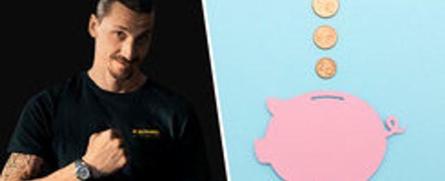 Så går det för Zlatans bolag Unknown –kraftigt ökad omsättning