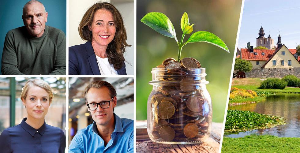 Träffa startups och investerare på Breakits och Almis dag i Almedalen