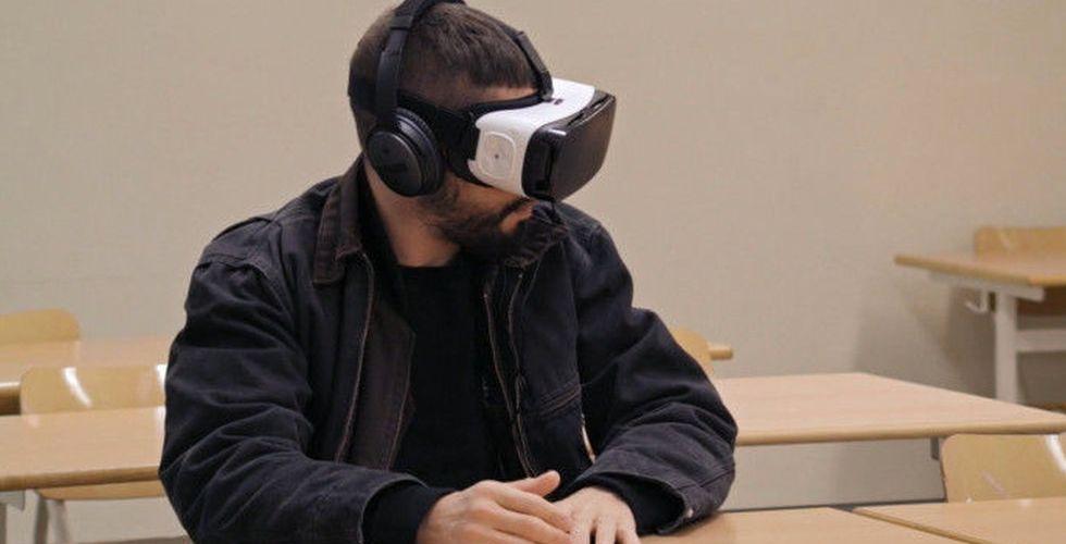 Vill stoppa mobbning i skolan – med hjälp av virtual reality-teknik