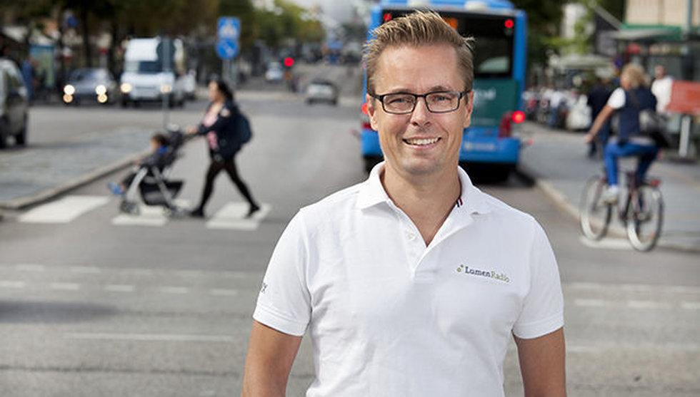 Lumen Radio landar samarbete med telekomjätten Telenor