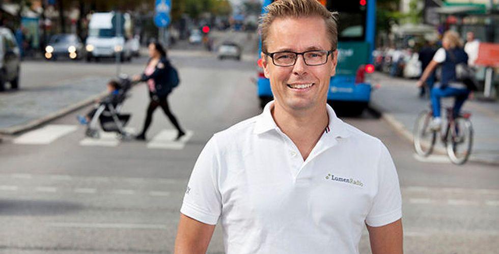 Breakit - Lumen Radio landar samarbete med telekomjätten Telenor