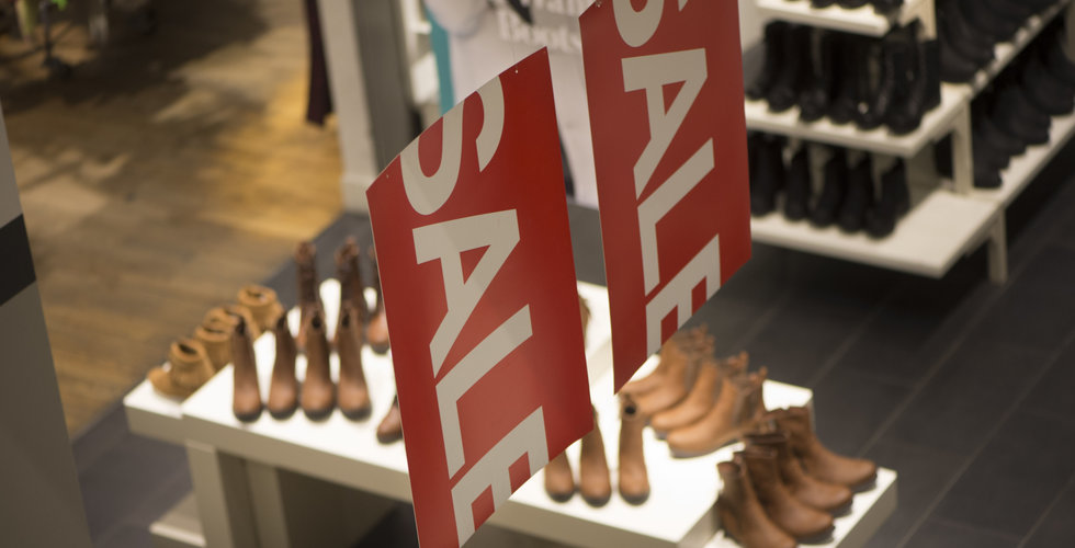 Breakit - Ras för kläd- och skoförsäljningen i januari