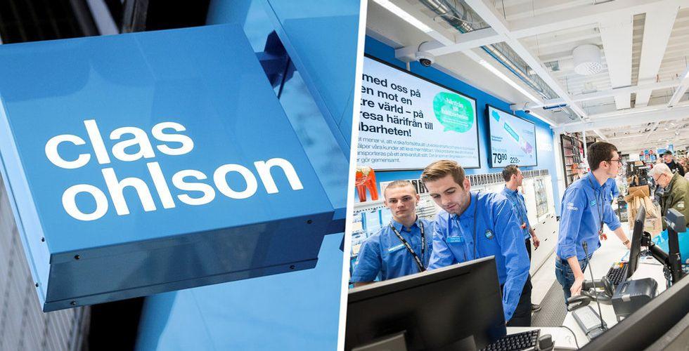 Clas Ohlson etablerar kontor med 50 personer i Malmö