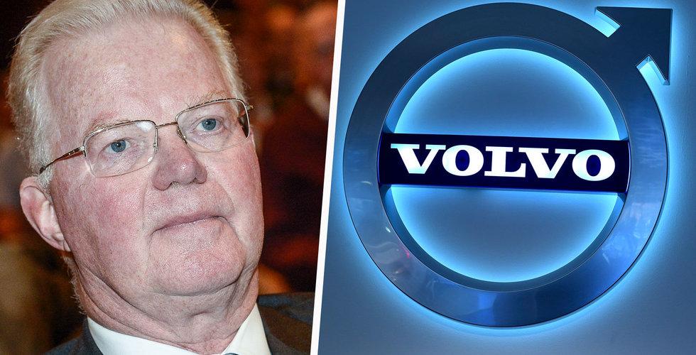 Lundberg positiv till Geely som storägare i Volvo – men tänker inte sälja