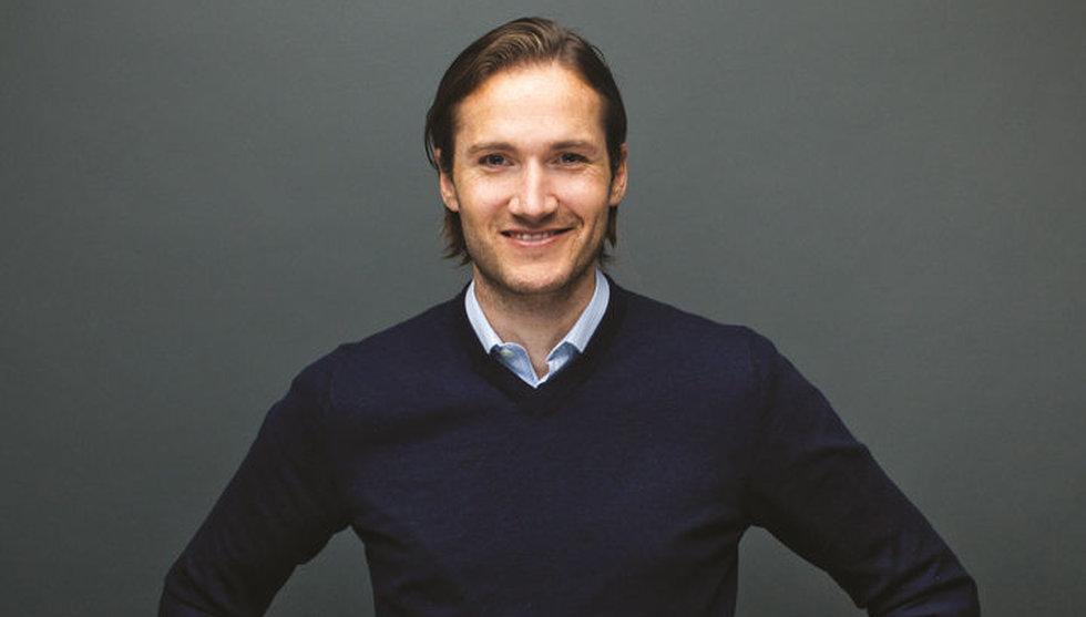 Börsen nästa för Niklas Östbergs miljardbolag Delivery Hero