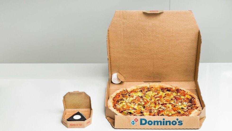 Genombrottsorder för Flic - säljer bakisknapp till pizzajätte