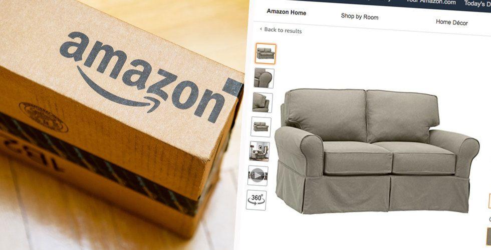 Breakit - Amazon lanserar sina första varumärken inom möbler