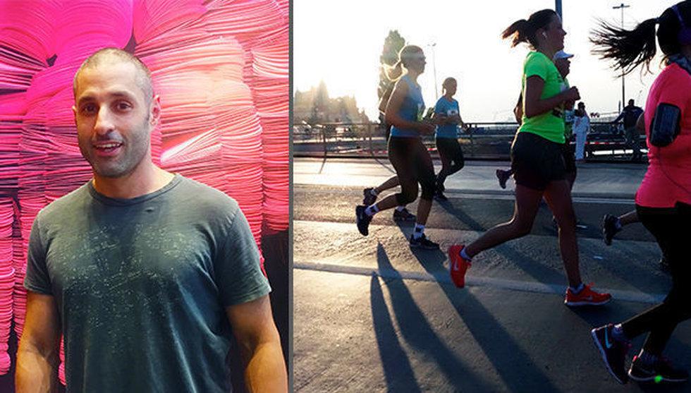 Breakit - Runkeeper-chefen: Svenskar verkar springa mer än alla andra
