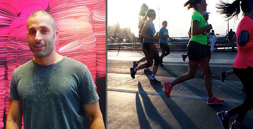 Runkeeper-chefen: Svenskar verkar springa mer än alla andra