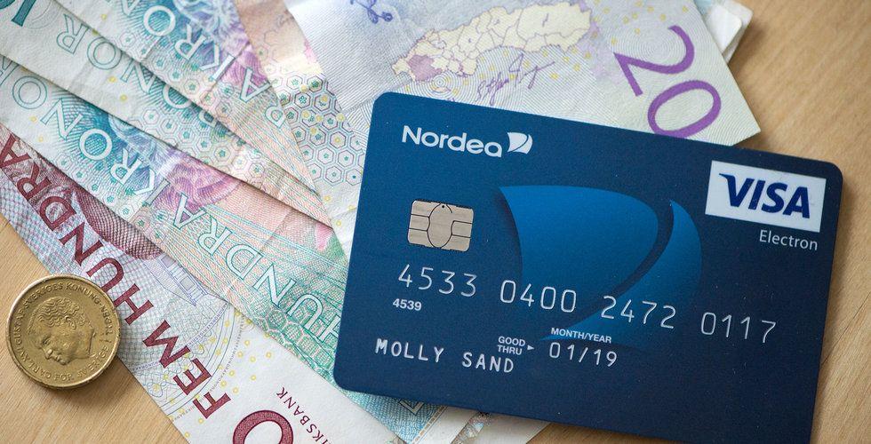 Klart: Ny lag tvingar banker att ta emot kontanter