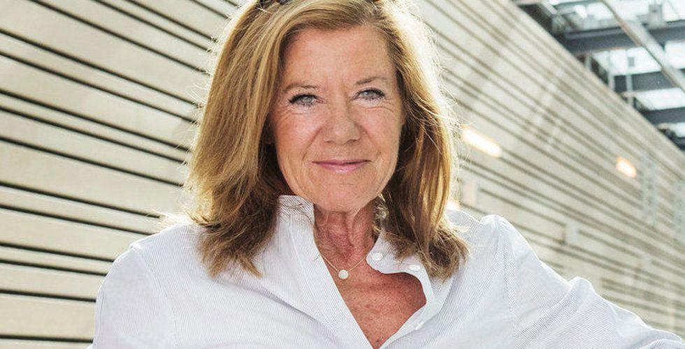 """Breakit - Lena Apler om chefskarusellen: """"Business as usual – fast mer"""""""