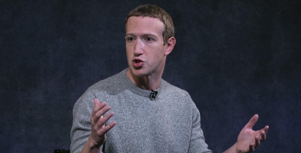 Facebook ska förbjuda statligt uppbackade medier att annonsera