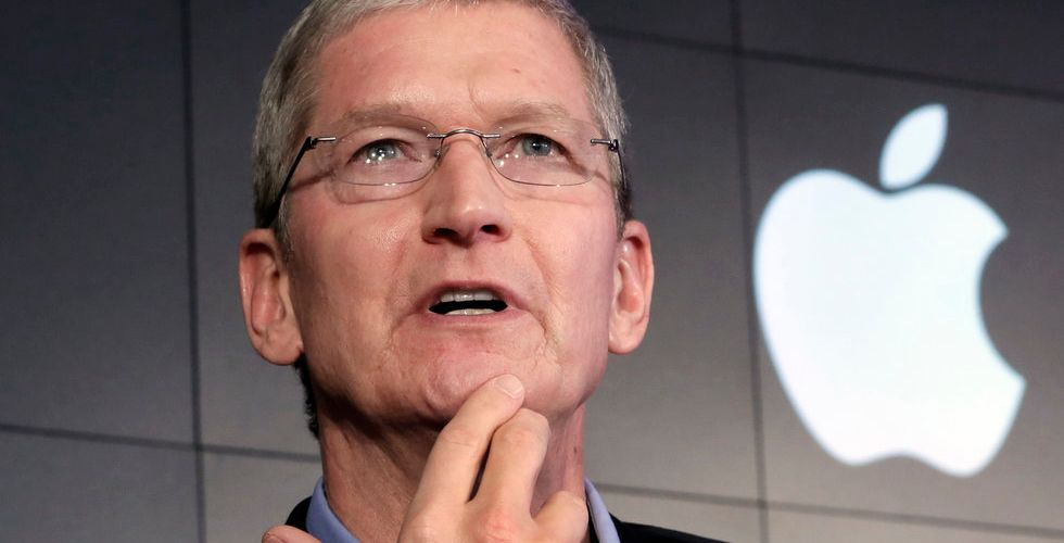Apple smyger under radarn med satsning på förhöjd verklighet