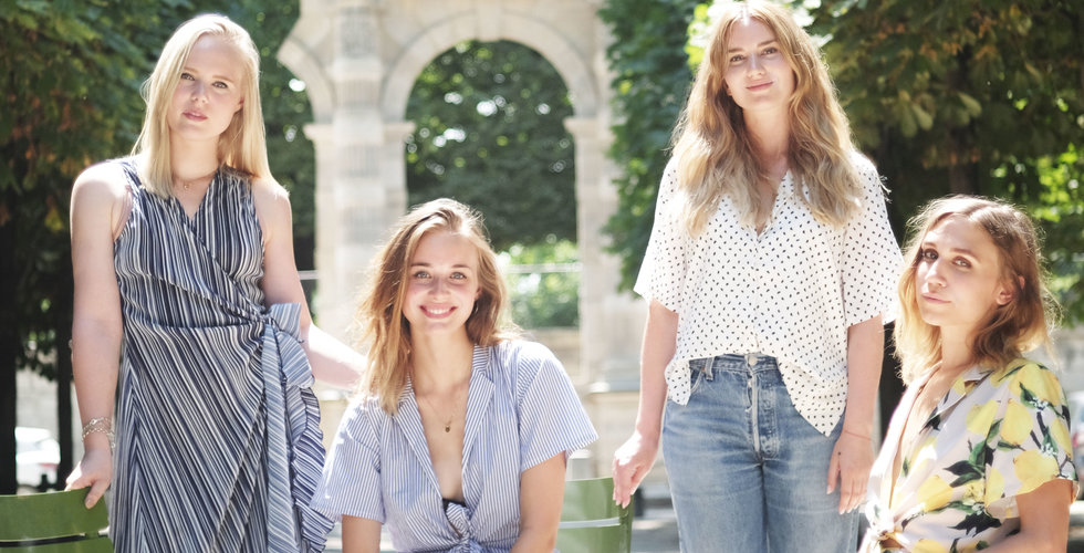 Breakit - Miljoner ska ta mode-startupen Aéryne över Atlanten