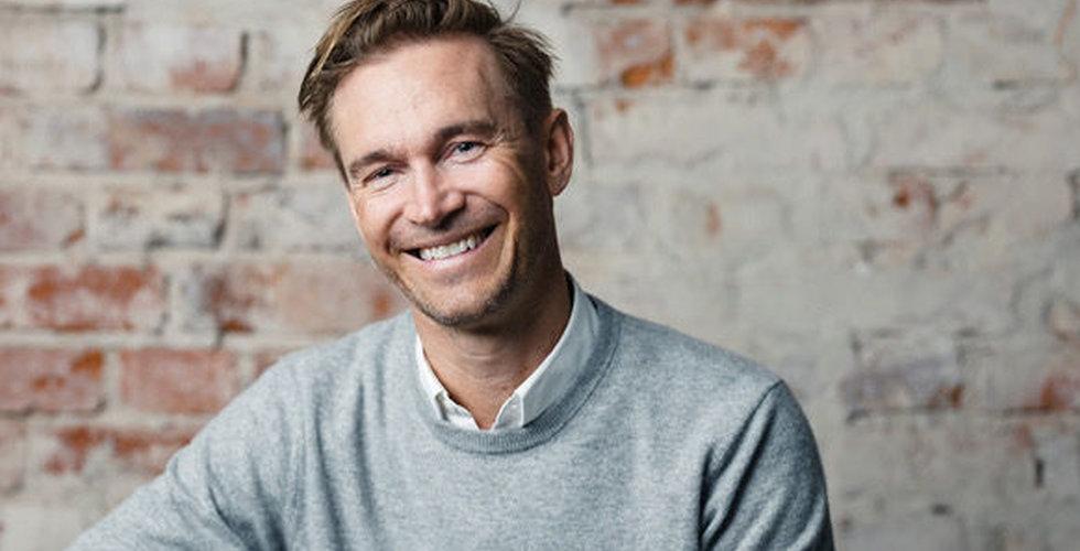 Breakit - David Frykman byggde och sålde Gymgrossisten – nu vill han göra världen starkare