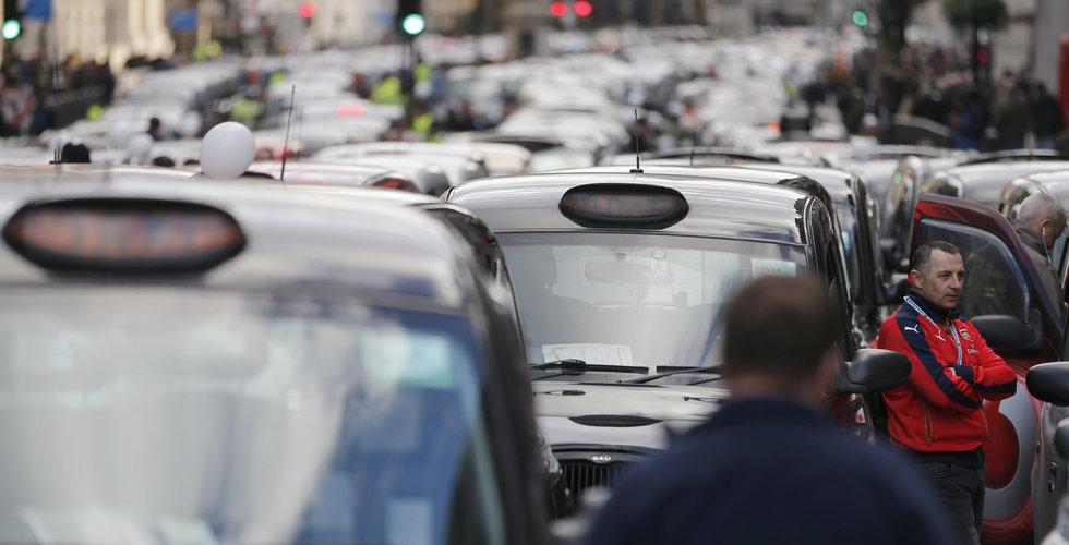 Uber fick precis körförbud i hela London