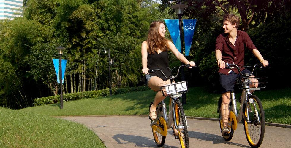 Breakit - Tungt backad Singapore-startup tar sin cykeldelningstjänst till Sverige