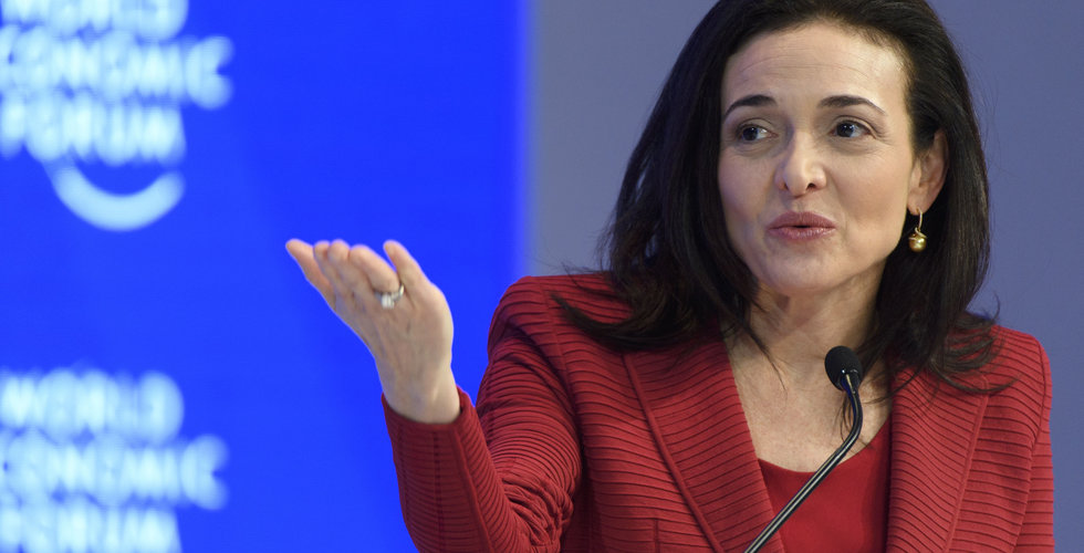 Breakit - Toppchefen Sheryl Sandberg försvarar Facebook: Kommer alltid finnas dåliga aktörer