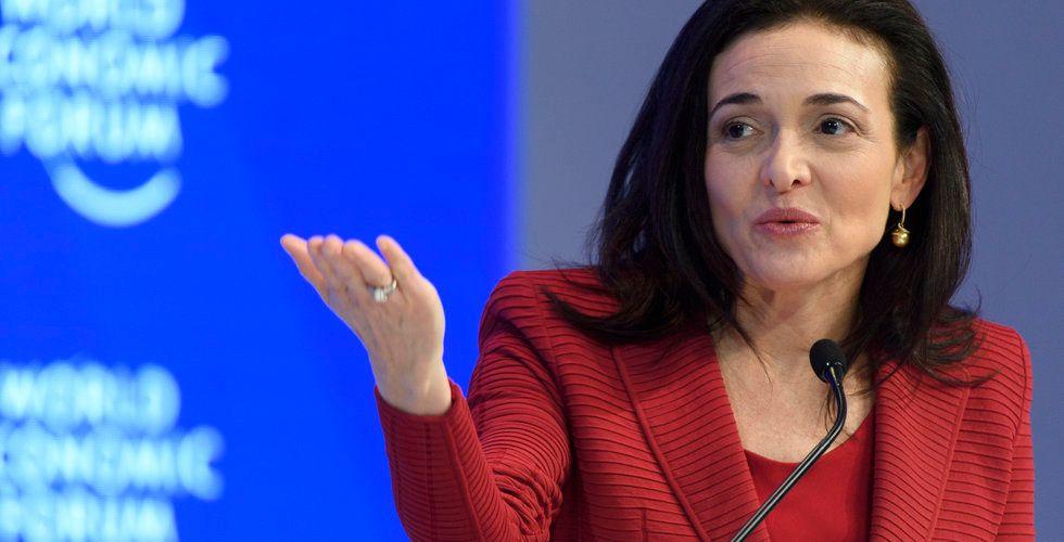 Toppchefen Sheryl Sandberg försvarar Facebook: Kommer alltid finnas dåliga aktörer