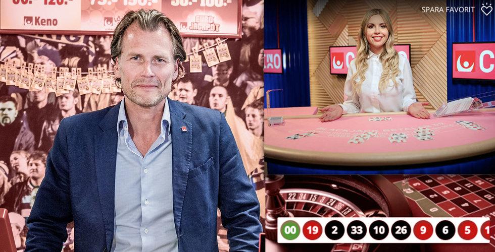 Live-kasino på Malta – här är nya Svenska spel