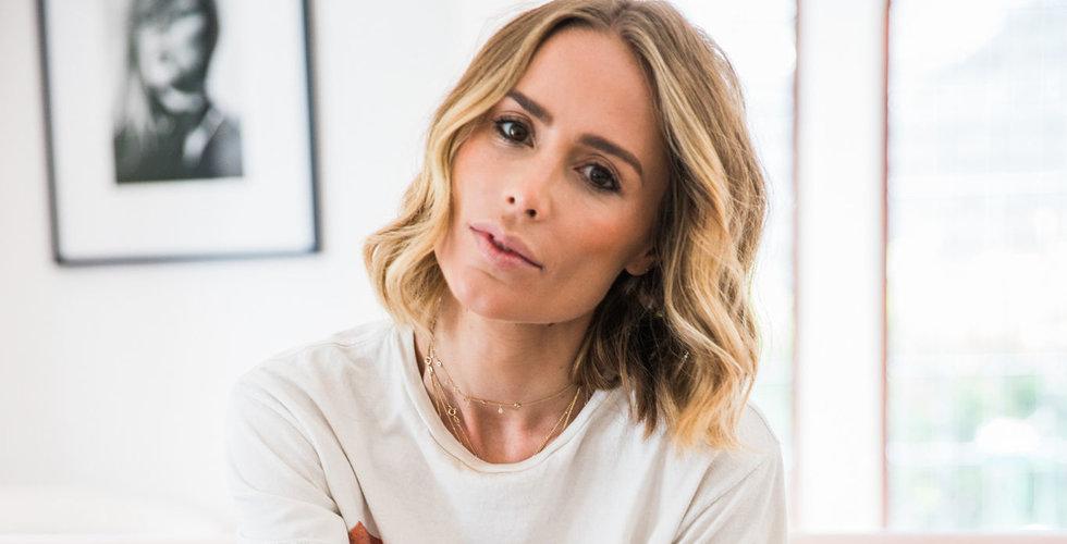 Breakit - Anine Bing är fotomodell, bloggare och designer – men framför allt entreprenör