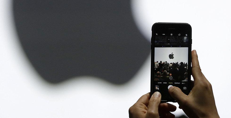 Breakit - Nästa Iphone kan dopas med trådlös laddning