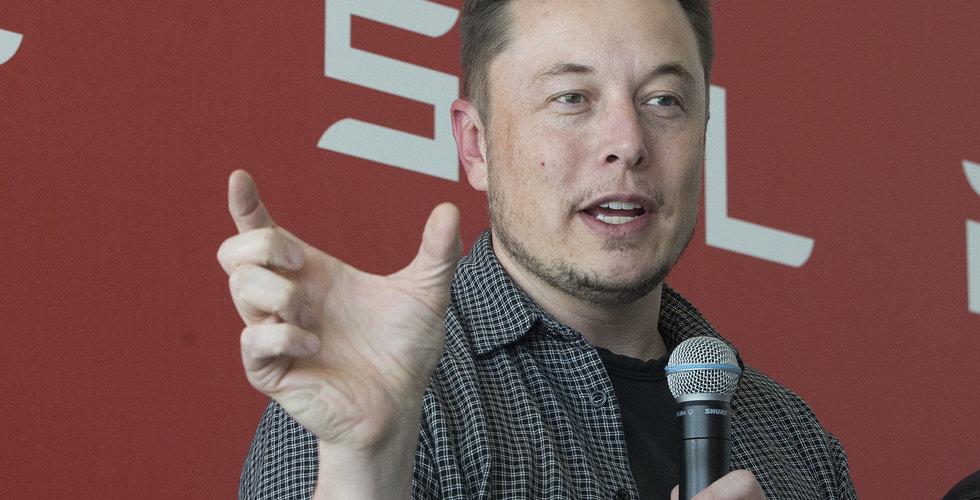 Breakit - Köpte domänen – nu har Tesla Motors bestämt sig för att korta namnet