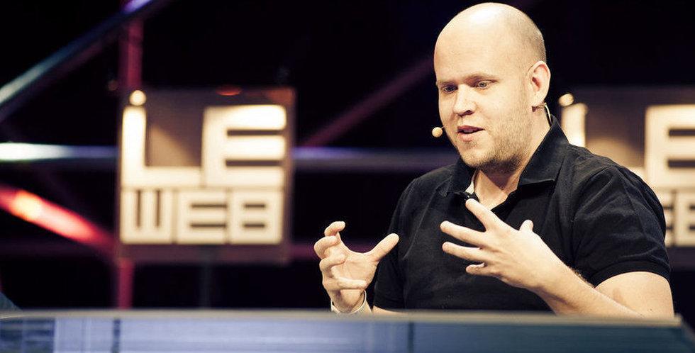 Spotify gör upp med Universal – öppnar för snabb börsnotering