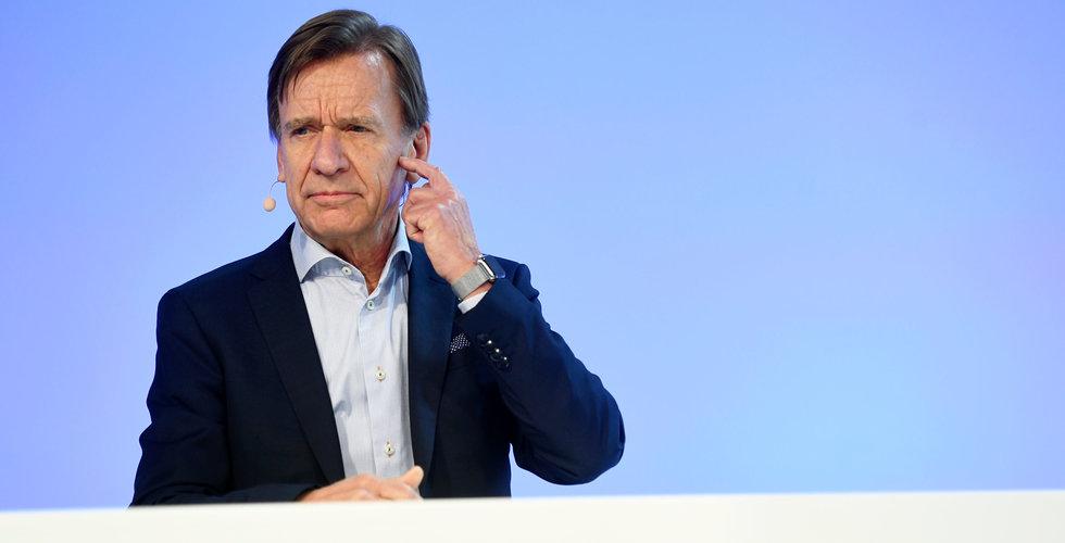 Efter Geelys affär – han petas ur Volvos styrelse