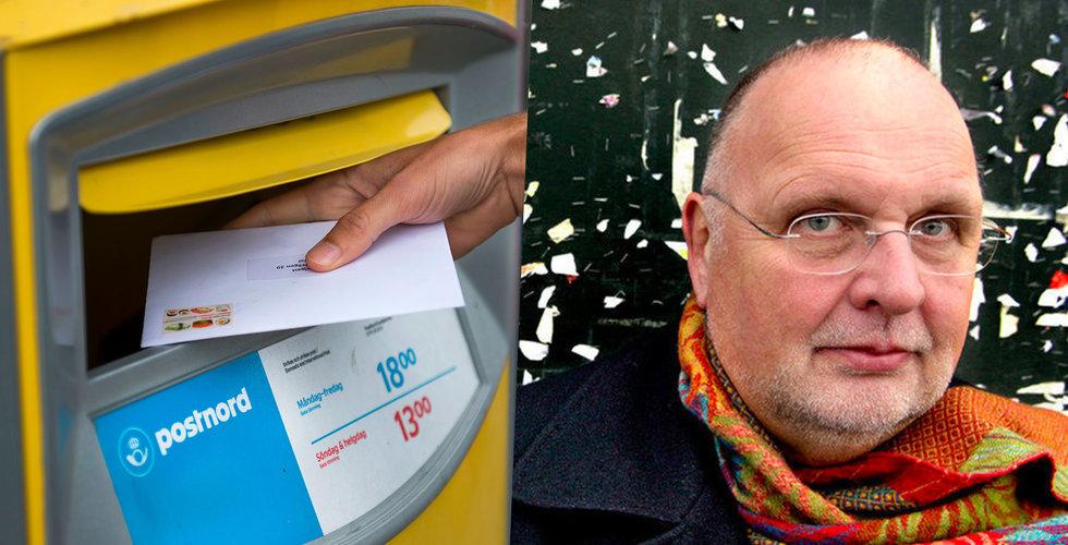 Christian W Jansson blir ny styrelseordförande i Postnord