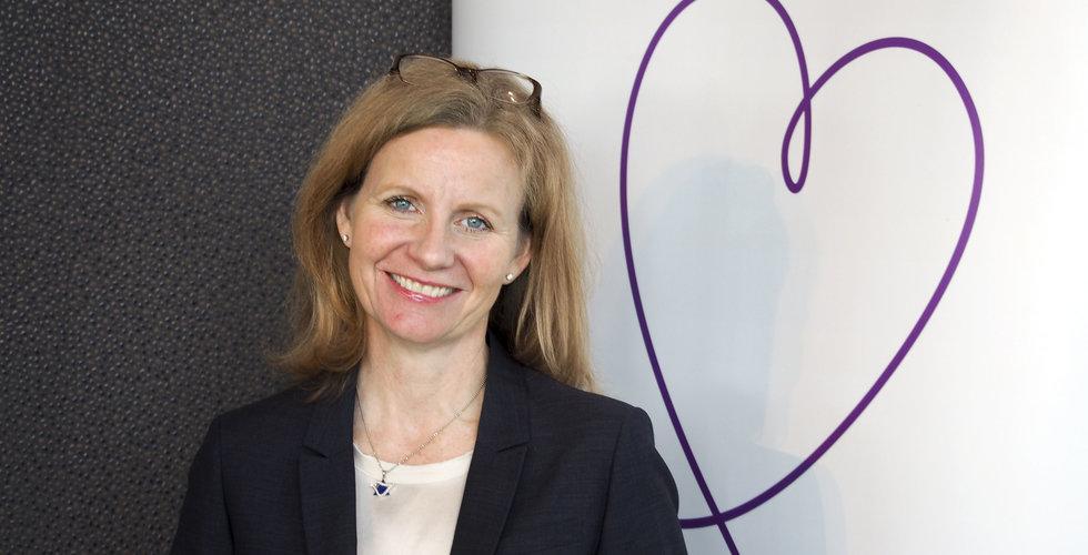 Microsoft utser Hélène Barnekow till ny Sverigechef