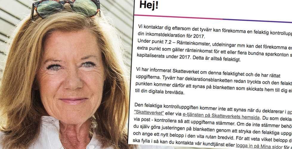 Efter haveriet hos Swedbank – även Collector Bank har deklarationstrubbel