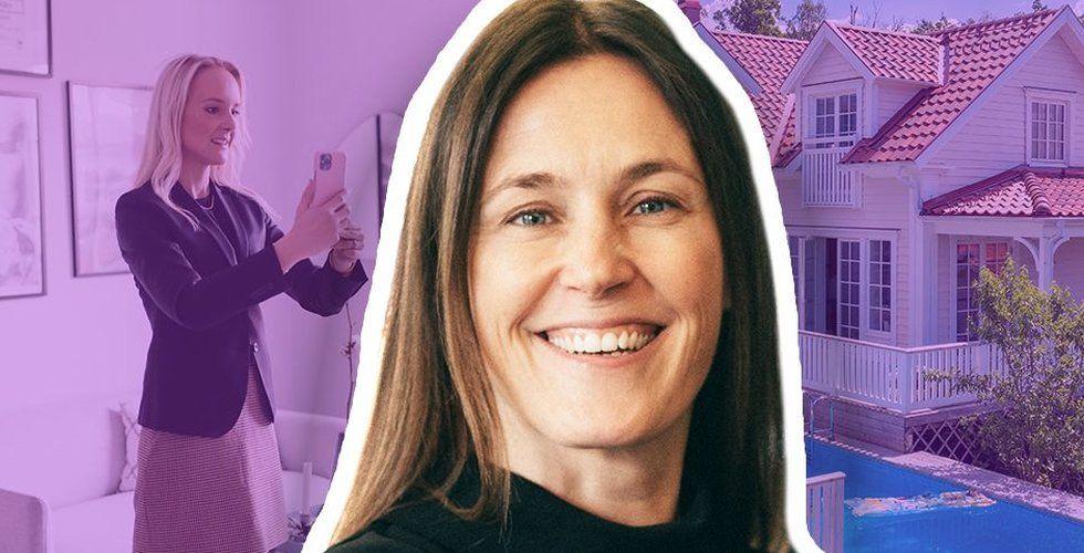 """Hemnets vd Cecilia Beck-Friis om börsen, supervinsten – och risken för bostadskrasch: """"Lutar oss inte tillbaka"""""""