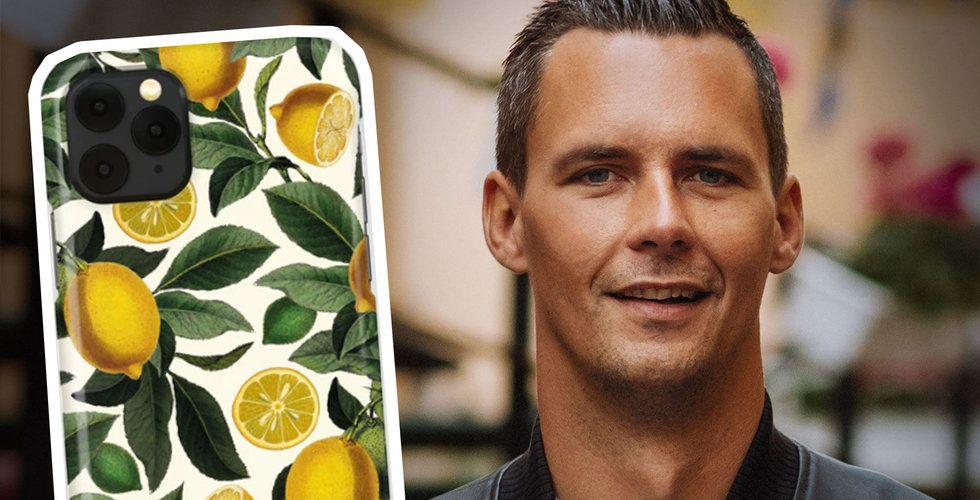 """Ideal of Sweden säljer mobilskal för 1 miljard – här är hans 3 varningar i krisen: """"Tickande konkursbomb"""""""