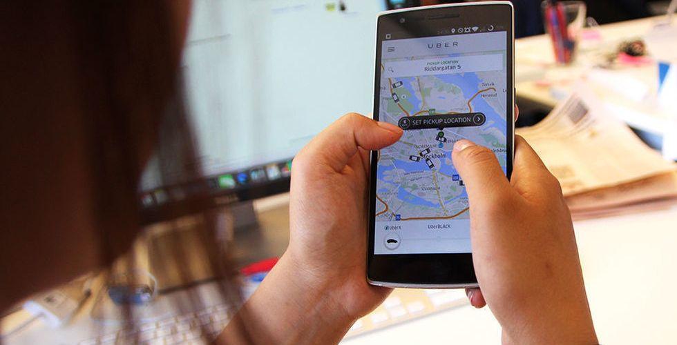 Breakit - Läcka avslöjar Ubers omsättning - kör taxi för 17 miljarder kronor