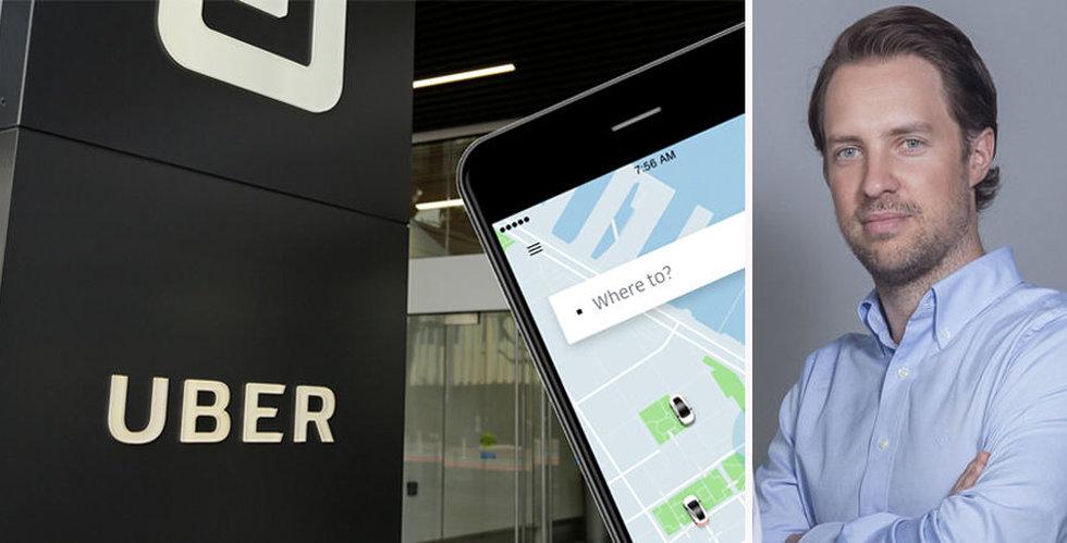 Uber riktar fokus mot Mellanöstern – funderar på att köpa Careem