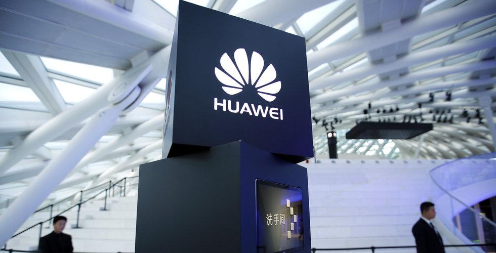 Huawei riskerar åtal i USA
