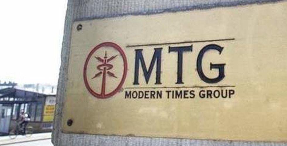 Gammel-tv lyfter MTG:s resultat - aktiekursen steg kraftigt direkt