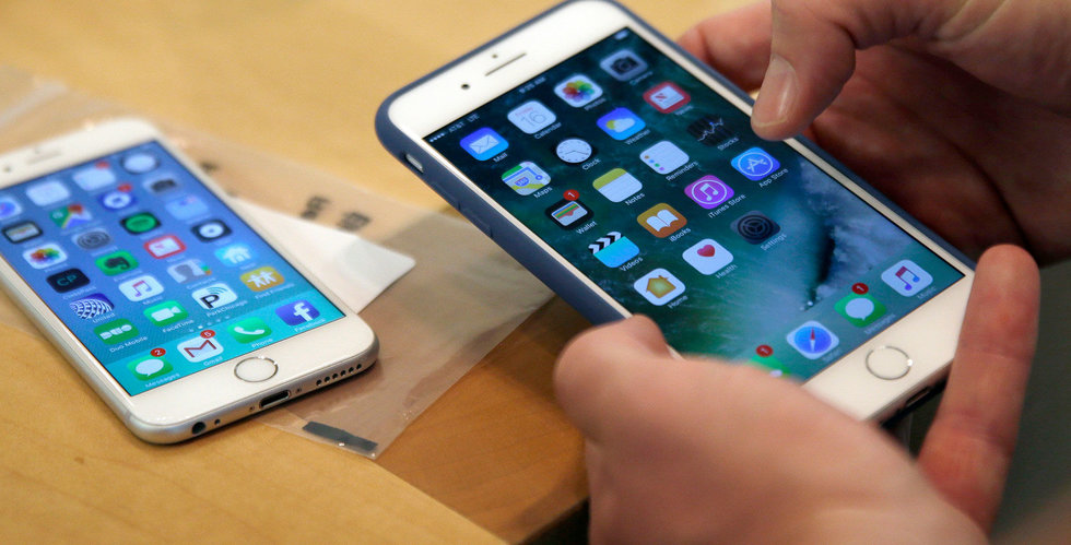 Apple utreds även i USA för långsamma batterier
