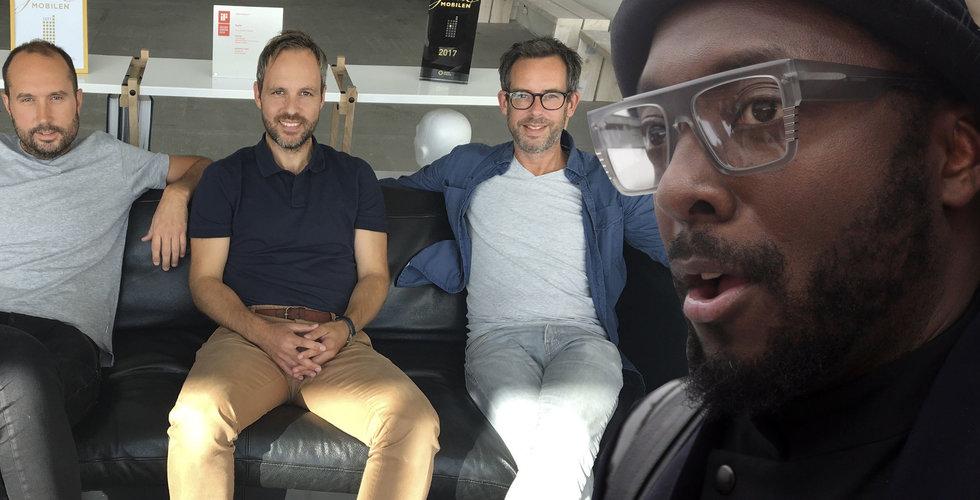 Svenska entreprenörerna säljer Earin – till Will.i.am:s bolag