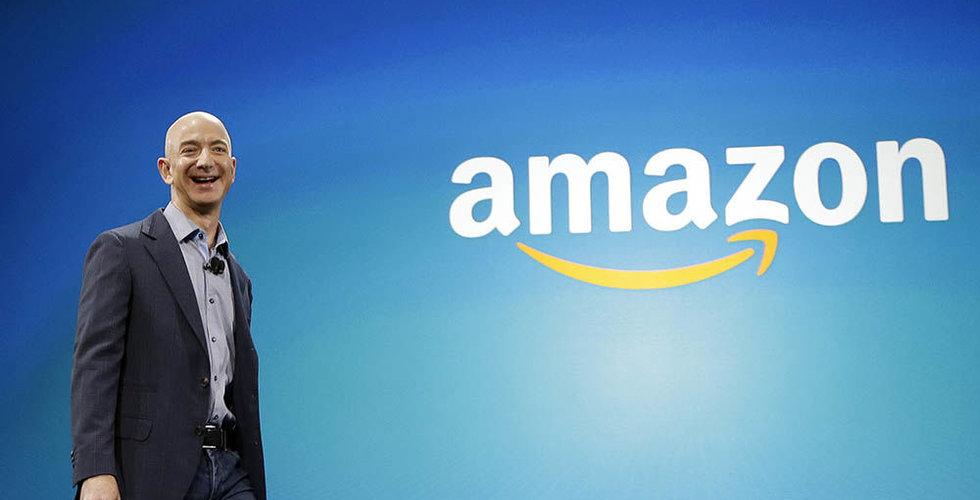 Amazon vill dela upp nytt huvudkontor på två städer