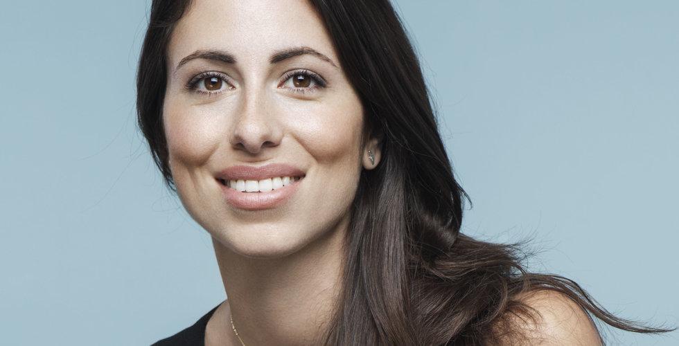 """Susanne Najafi: """"Det bästa som finns är riktigt förbannade kunder"""""""