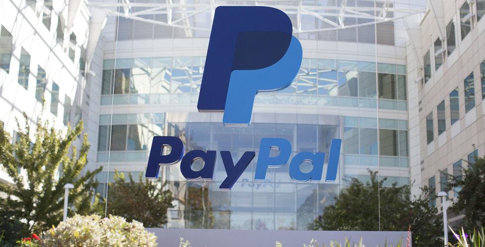 Paypal sämre än väntat