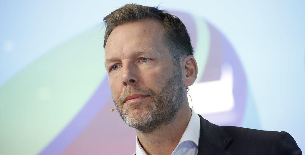 Telias vd Johan Dennelind slutar under nästa år