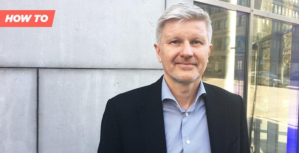 Måns Hultman byggde ett svenskt miljardbolag – här är hans 5 vassaste råd