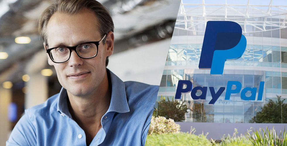Storbritannien ger tummen upp för Paypals och iZettles miljardaffär
