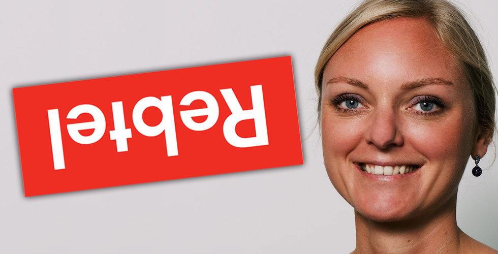 Cecilia Englén ska göra Rebtels kunder nöjdare