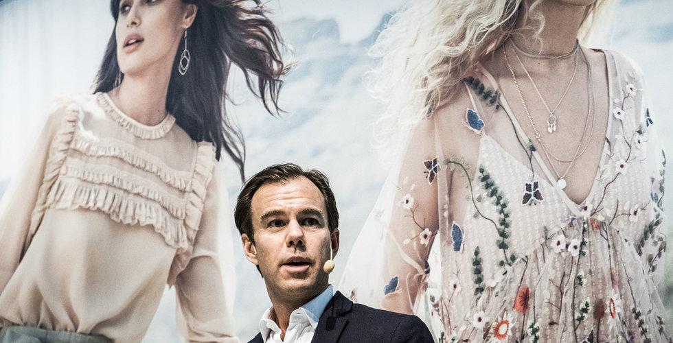 Breakit - Karl-Johan Persson gav just besked – e-handeln växer för långsamt