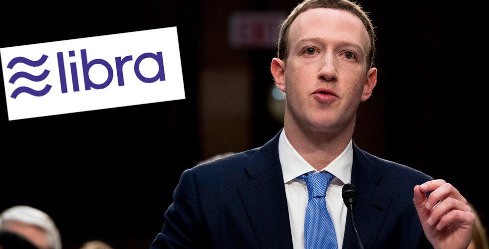Facebook tappar nyckelperson för kryptovalutaprojektet Libra
